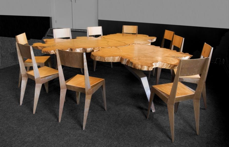 Dutch Design Tafel : Melle koot ontwerpstudio dutch design meubel